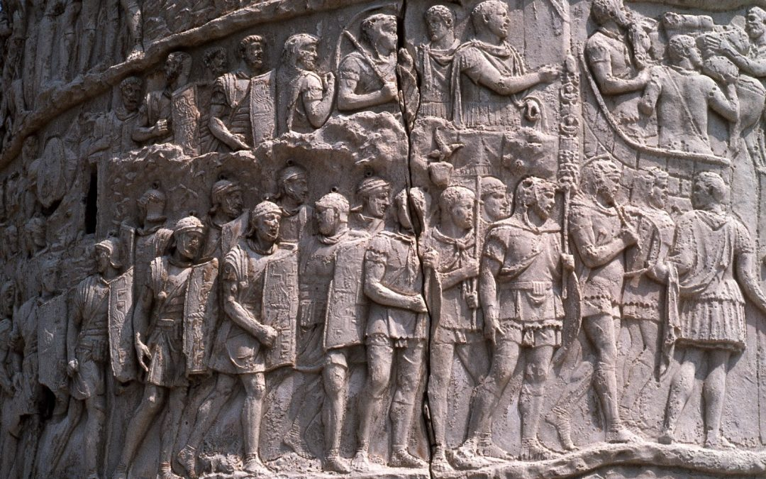 How Roman Emperors Handled The Succession Problem