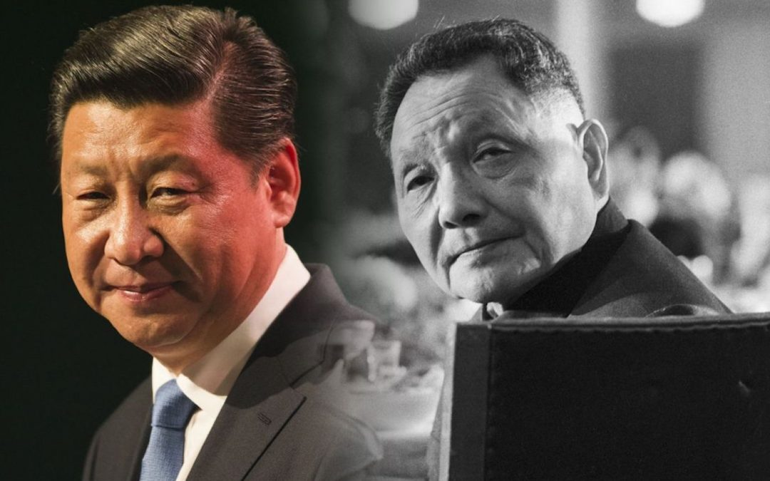 China's rise and the legacy of Deng Xiaoping